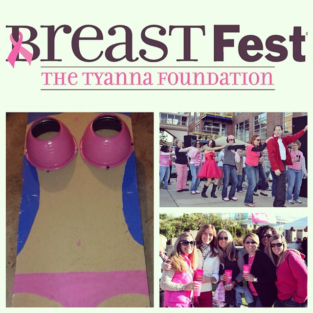 3 more sleeps till  BreastFest Baltimore! Live music, games, prizes, raffles and more! $60 all you can eat and drink. Come join the fun @powerplantlive Get your tix at Tyanna.org/events #events #SaveTheGirls #BreastFest