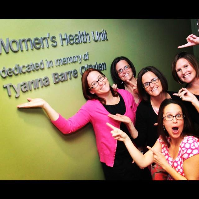 Tyanna O'Brien's five, feisty, fearless, fun daughters! #SaveTheGirls #BreastFest #CheckYourBoobsHon